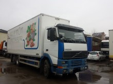 used Volvo insulated truck