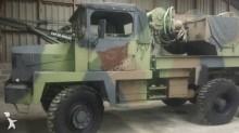 used Berliet tow truck