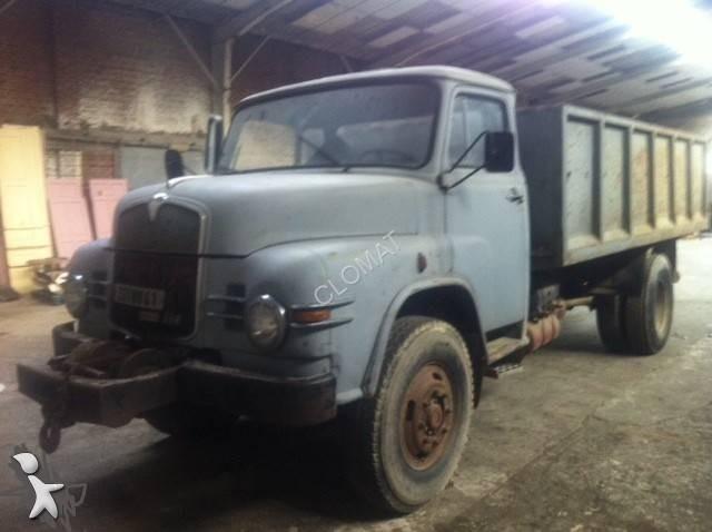 camion man benne 4x4 occasion n 960883. Black Bedroom Furniture Sets. Home Design Ideas