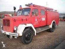 camion Magirus-Deutz 150 D 10 4x4 Löschfahrzeug LF 16 - 2400 Liter