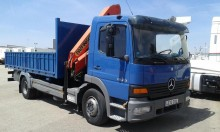camión Mercedes Atego 1523