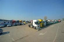 camion Fiat cassone fisso 75OM10 4x2 Gasolio usato - n°792429 - Foto 11