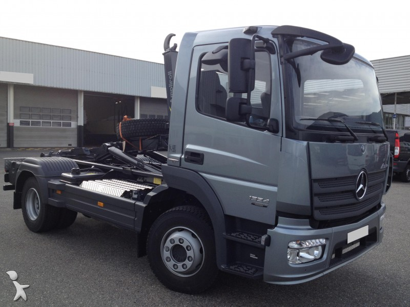camion mercedes polybenne marrel atego 1324 4x2 gazoil euro 6 neuf n 1063385. Black Bedroom Furniture Sets. Home Design Ideas