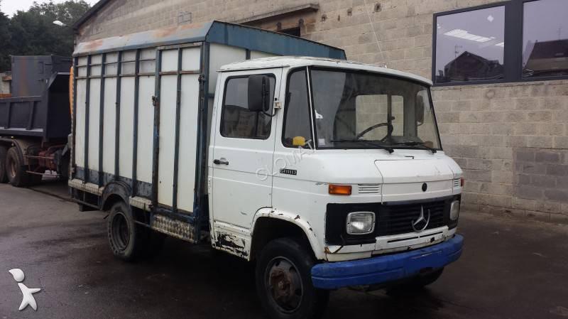 camion mercedes b u00e9taill u00e8re 608 4x2 euro 6 occasion