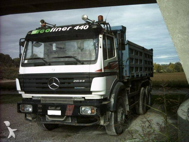 mercedes benz 911 tipper truck for sale in germany