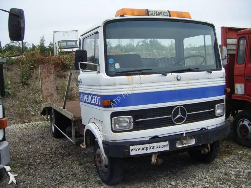 photos camion mercedes porte voitures mercedes occasion 1149030. Black Bedroom Furniture Sets. Home Design Ideas