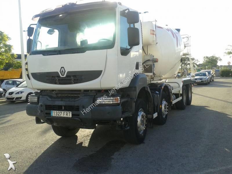 Camion occasion 13436 annonces de camion porteur d for Hormigon impreso jerez