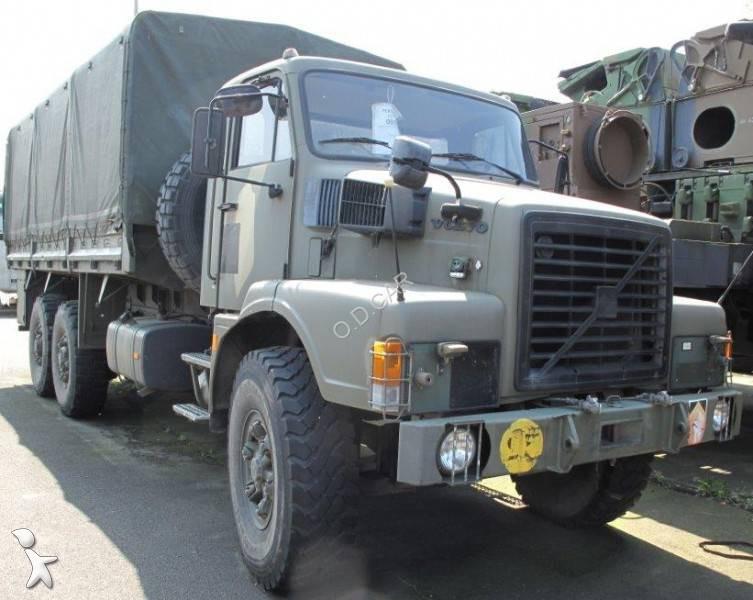 used volvo n10 flatbed truck diesel euro 6 n 1163589. Black Bedroom Furniture Sets. Home Design Ideas