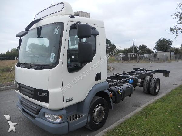 camion daf rideaux coulissants plsc 45 lf180 12 ton 4x2 euro 4 occasion n 1166005. Black Bedroom Furniture Sets. Home Design Ideas