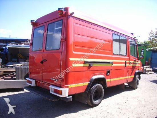 camion mercedes pompiers 609 d ka kastenwagen kurz hoch 6x4 occasion n 1206837. Black Bedroom Furniture Sets. Home Design Ideas