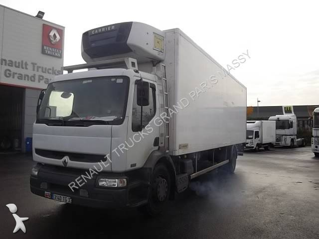 camion renault frigo carrier multitemperature premium 4x2 gasolio euro 3 usato n 1228923. Black Bedroom Furniture Sets. Home Design Ideas