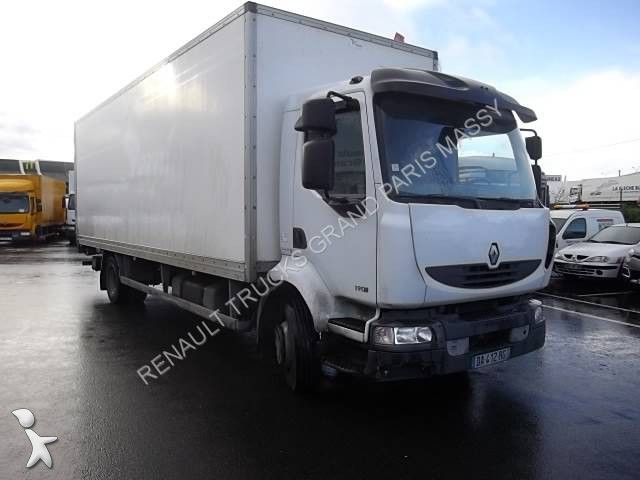 camion renault fourgon midlum dxi 4x2 gazoil euro 4 hayon occasion n 1234770. Black Bedroom Furniture Sets. Home Design Ideas
