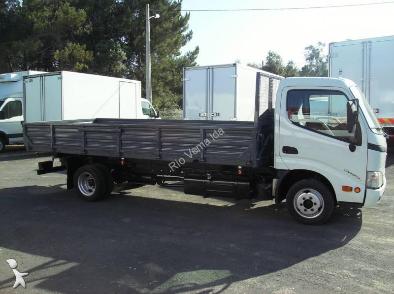 used toyota dyna tipper truck euro 3 n 1349330. Black Bedroom Furniture Sets. Home Design Ideas