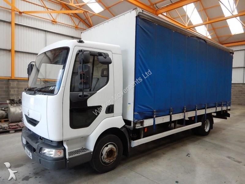 camion renault rideaux coulissants plsc midlum 7 5 tonne curtainsider 2000 x766 arj. Black Bedroom Furniture Sets. Home Design Ideas