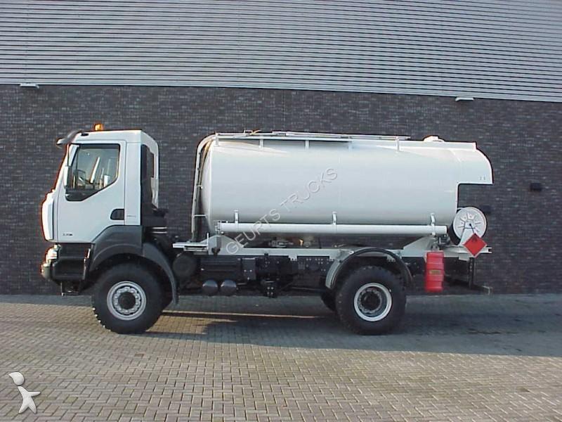 used renault kerax tanker truck 330 dxi 4x4 fueltanker 4x4 diesel euro 3 n 1515508. Black Bedroom Furniture Sets. Home Design Ideas