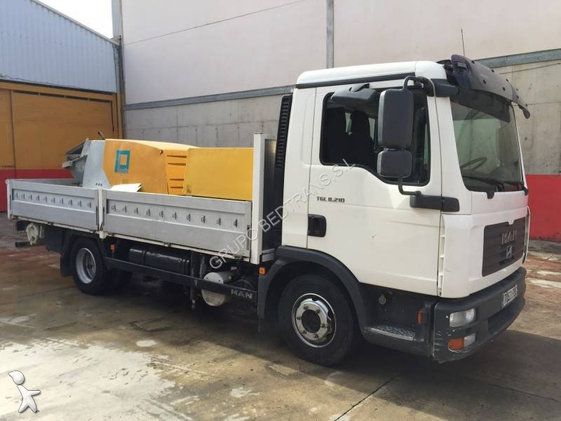 camion man pompe b ton tgl 4x2 gazoil euro 4 occasion n 1573440. Black Bedroom Furniture Sets. Home Design Ideas