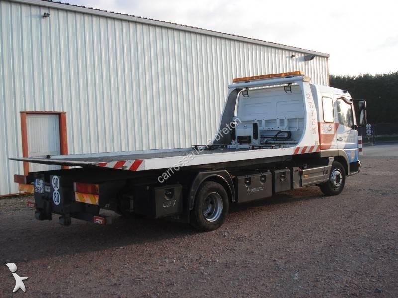 Camion mercedes d pannage atego 818 4x2 gazoil euro 3 for Garage mercedes orleans occasion