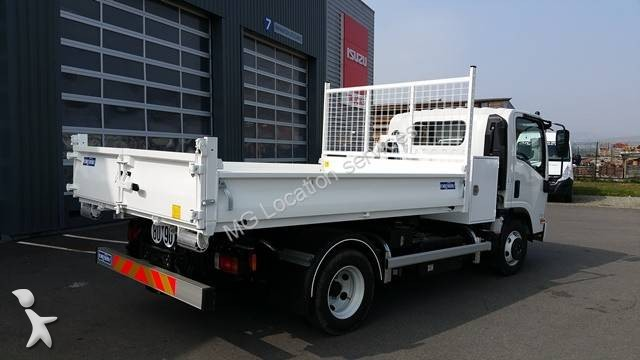 camion isuzu polybenne n series npr 75 ll 4x2 gazoil euro 6 neuf n 1631667. Black Bedroom Furniture Sets. Home Design Ideas