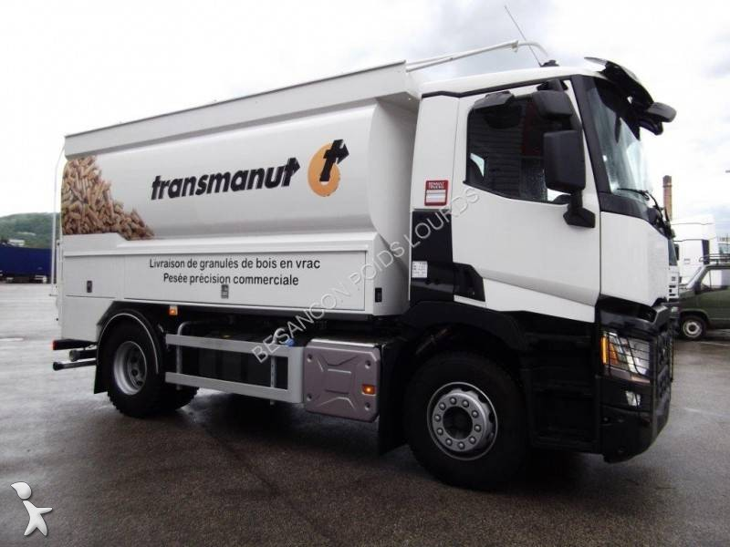camion renault citerne gamme c 380 4x2 gazoil euro 6 neuf n 1653356. Black Bedroom Furniture Sets. Home Design Ideas