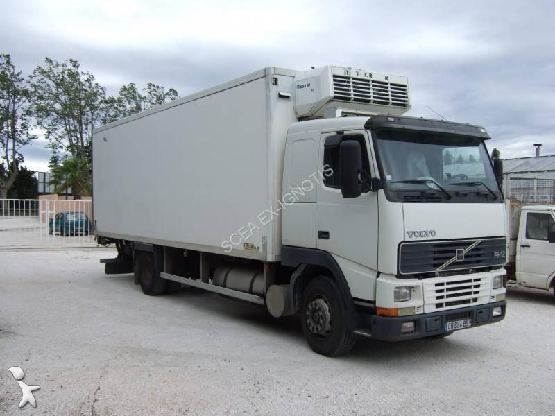 camion volvo frigo thermoking fh12 4x2 gazoil euro 2 hayon occasion n 1685786. Black Bedroom Furniture Sets. Home Design Ideas