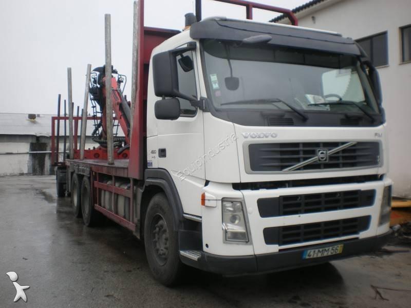 camion volvo grumier fm12 480 6x4 gazoil euro 4 occasion n 1770417. Black Bedroom Furniture Sets. Home Design Ideas