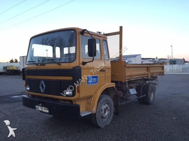 Camion renault tri benne marrel midliner 150 4x2 occasion n 1801676 - Garage renault cavaillon ...