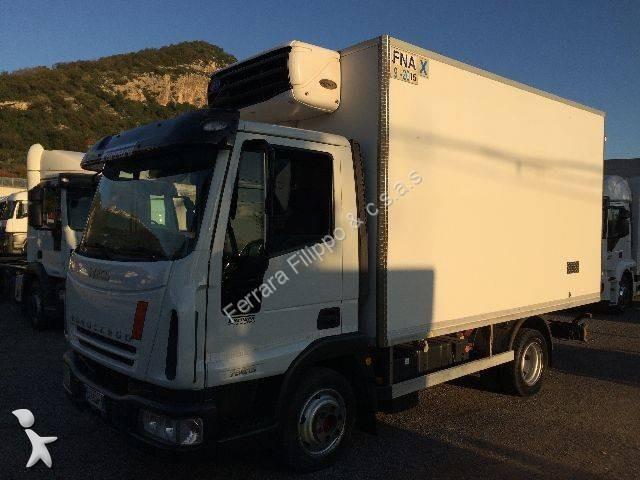 camion iveco frigo carrier eurocargo 75e15 euro 3 occasion n 1817229. Black Bedroom Furniture Sets. Home Design Ideas