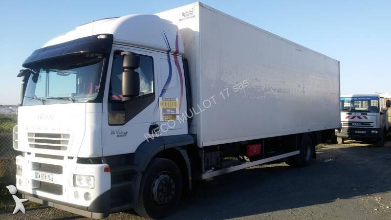 Camion iveco fourgon d m nagement stralis ad 190 s 31 4x2 gazoil euro 4 hayon - Covoiturage camion demenagement ...