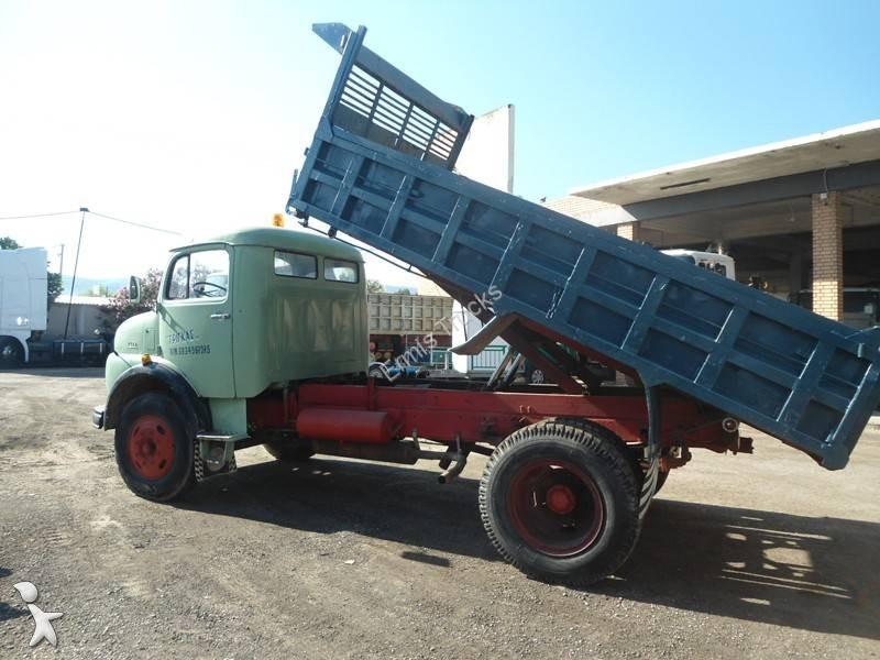 camion mercedes benne 1413 4x2 gazoil occasion n 1869803. Black Bedroom Furniture Sets. Home Design Ideas