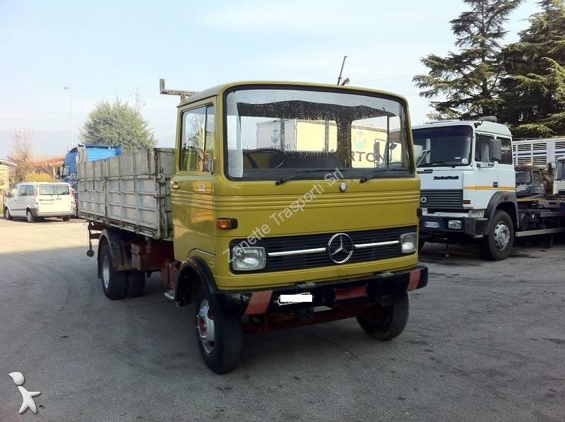 camion mercedes benne 4x2 occasion n 1892542. Black Bedroom Furniture Sets. Home Design Ideas