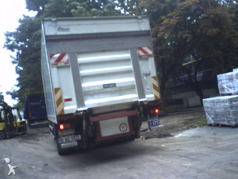Camion Volvo Furgon F6 4x2 Motorină Euro 3 Second Hand