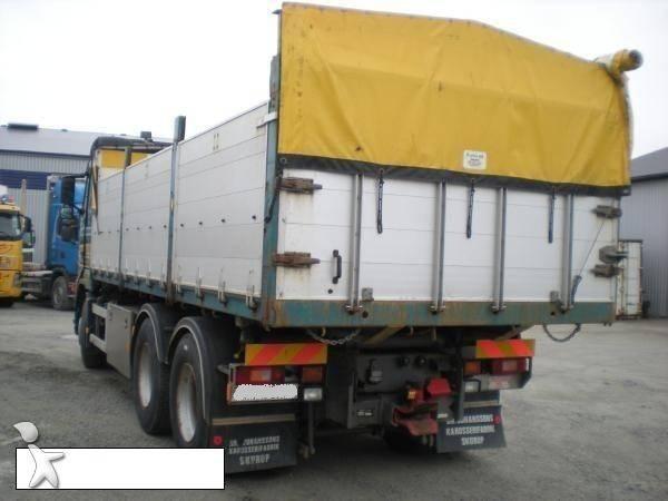 camion volvo bi benne fh12 4x4 occasion n 449574. Black Bedroom Furniture Sets. Home Design Ideas