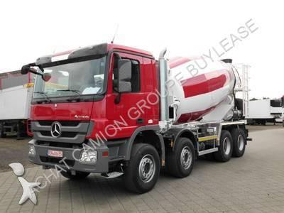 camion mercedes b ton toupie malaxeur actros 3241 8x4 gazoil euro 5 neuf n 562324. Black Bedroom Furniture Sets. Home Design Ideas