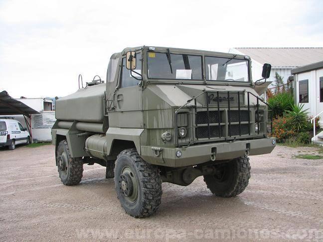 Used Pegaso Military Truck 4x4 N 176 61311