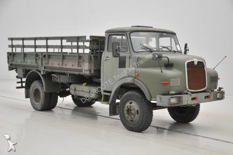 camion man militaire 4x2 4x2 gazoil euro 0. Black Bedroom Furniture Sets. Home Design Ideas