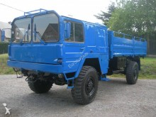 used MAN flatbed truck