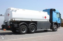 camion Mercedes cisterna idrocarburi Actros 3336 6x6 Gasolio Euro 3 usato - n°779264 - Foto 2