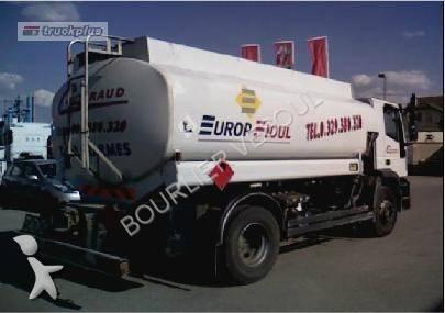 Camion citerne carburant occasion