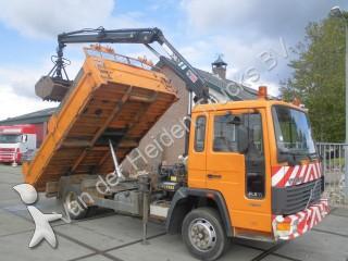 Tweedehands vrachtwagen volvo kipper laadbak fl kipper for Vrachtwagen kipper met kraan