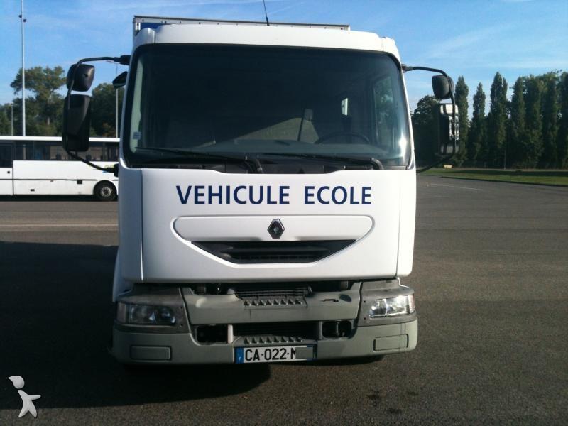 photos camion renault auto cole renault occasion 859463. Black Bedroom Furniture Sets. Home Design Ideas