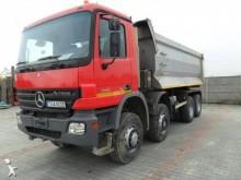 gebrauchter Mercedes LKW Kipper/Mulde Meiller Actros 4141 8x6 Diesel Euro 3 - n°884111 - Bild 2