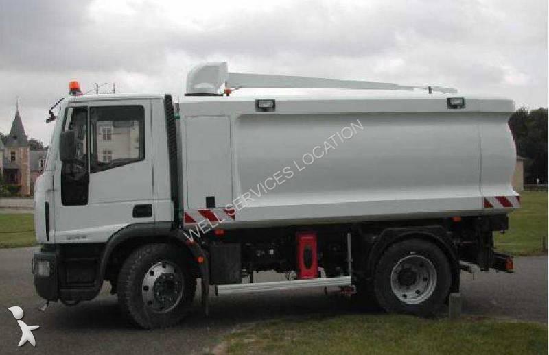 camion laveuse iveco eurocargo 180e12 4x2 gazoil euro 4. Black Bedroom Furniture Sets. Home Design Ideas