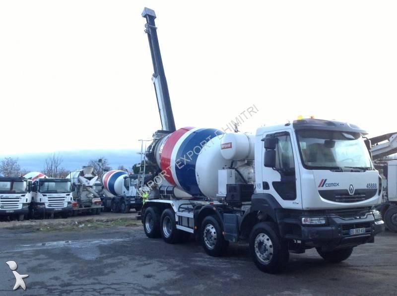 Camion occasion 13406 annonces achat vente de camions - Camion toupie beton ...