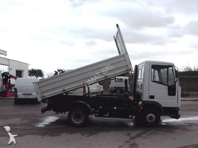camion iveco benne eurocargo 65e12 gazoil occasion n 1299648. Black Bedroom Furniture Sets. Home Design Ideas