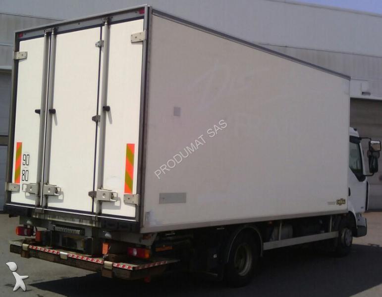 Camion renault frigo carrier mono temp rature midlum 4x2 gazoil euro 4 hayon occasion n - Temperature frigo 10 degres ...