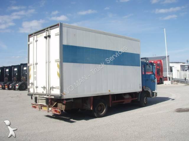 Camion renault frigo carrier mono temp rature gamme s 120 4x2 euro 0 occasion n 1477667 - Garage renault cavaillon ...