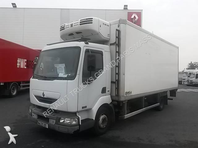 camion renault frigo thermoking mono temp rature midlum dci 4x2 gazoil euro 3 hayon. Black Bedroom Furniture Sets. Home Design Ideas