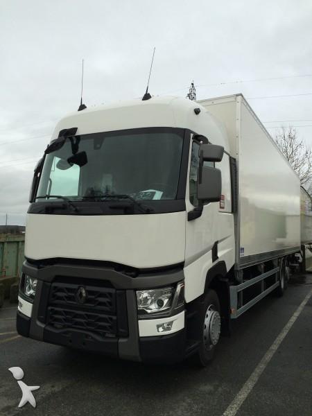 camion renault rideaux coulissants plsc gamme t 430 dxi 6x2 gazoil euro 6 hayon neuf n 1544176. Black Bedroom Furniture Sets. Home Design Ideas