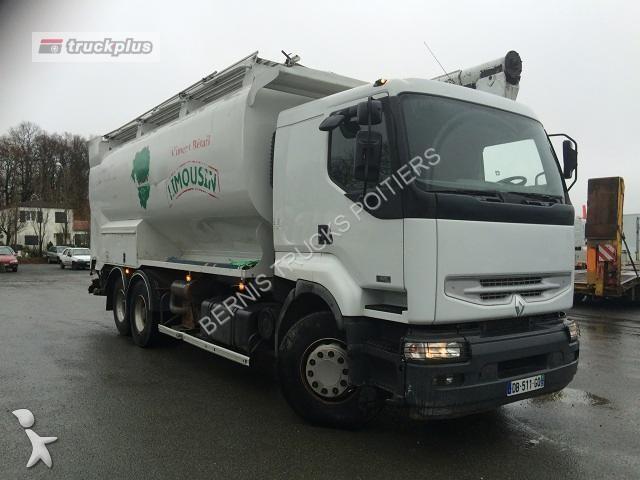 camion renault citerne premium lander 420 euro 3 occasion n 1546312. Black Bedroom Furniture Sets. Home Design Ideas
