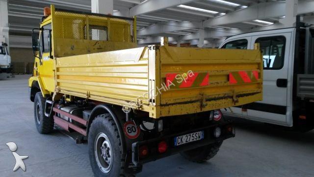 Camion bremach ribaltabile trilaterale extreme 4x4 gasolio for Bremach 4x4 usato